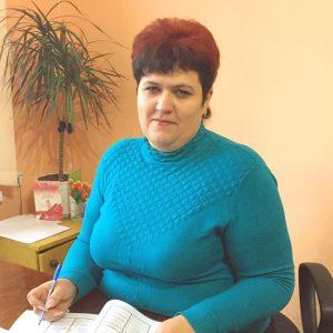 Бондаренко Світлана Василівна
