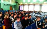 Відбулася зустріч студентів коледжу з представником Міського центру зайнятості