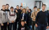 Студенти коледжу відвідали «ЛандауЦентр»
